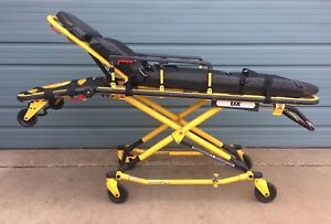 Stryker Dx Rugged Medical Stretcher Guerney Cot W Mattress And Straps