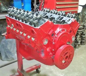 400 Hp 383 Chevy Stroker Engine Motor With Gm High Flow Heads