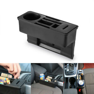 New Car Seat Gap Catcher Storage Box Organizer Tidy Console Side Pocket Holder