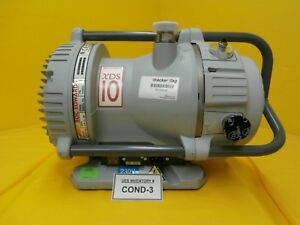 Xds 10 Edwards A726 01 903 Dry Scroll Vacuum Pump Xds10 15 Mtorr Refurbished