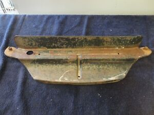 1946 1947 1948 Ford Car Radiator Drip Pan Original Flathead V8 Hot Rod Sedan Cpe