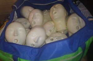 Actar 911 Squadron Cpr Manikins 14 Pack Adult Rescue Dummy Training Cpr