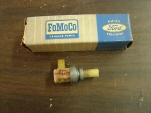 Nos Oem Ford 1960 1964 Galaxie Falcon Backup Light Lamp Switch 1961 1962 1963