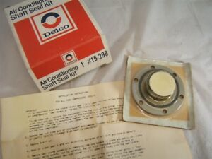 1959 75 York Air Conditioning Compressor Seal Kit Nos Ford Amc Imports