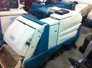 Tennant 8300 Scrubber Sweeper max Pro 1200 Disk Used 2004