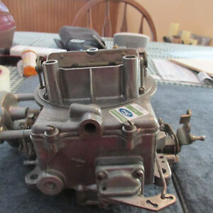 Nos 1973 1974 Ford Mustang Gran Torino Maverick 302 2bbl Carburetor New In Box