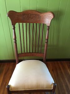 Antique Sewing Rocker