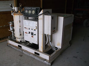 Gardner Denver 50 Hp Electra Saver Ii Air Compressor Machine 162