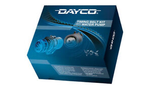 Dayco Timing Belt Waterpump Kit For Ford Ranger Wlat Weat 2 5 3 0l 4cyl T diesel