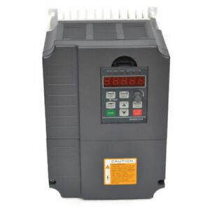 7 5kw 220v 10hp 34a New Top Ce Quality Vfd Variable Frequency Drive Inverter