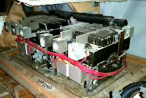 400 Amp 208 240 Volt Coils 3 Phase 307 1388 Onan Transfer Switch Contactor Nos