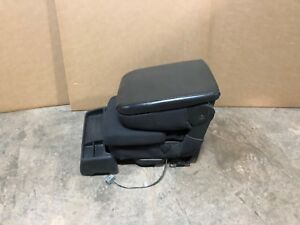 09 12 Dodge Ram 1500 2500 Front Bucket Seat Folding Center Console