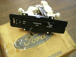 Nos Oem Ford 1974 1975 1976 Mustang Ii 2 Heater Control