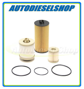 03 07 Ford 6 0 6 0l Powerstroke Diesel Oe Replacement Oil Fuel Filter Kit