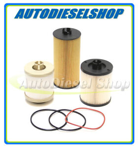 08 10 Ford6 4 6 4l Powerstroke Diesel Oe Replacement Oil Fuel Filter Kit