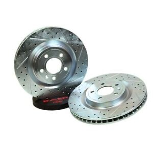 Baer Brakes 99003 020 Sport Rotor Front For 15 17 Ford Mustang Gt