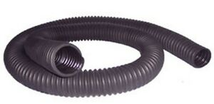 4 Id X 11 Gasoline Truck Exhaust Hose With Flared End Cru flt400 Brand New