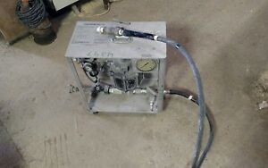 Pinnacle Industries Pneumatic Liquid Hydro static Air Test Pump 5 000 Psi