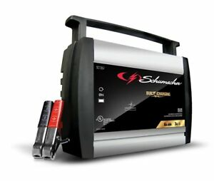 Schumacher Sc1357 6a 6v 12v Doe Fully Automatic Battery Charger