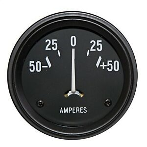 Ammeter Fits 1949 1956 Jeep Willys Omix