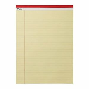 Mead Memo Pad Legal Pad 50 Sheets Of 10 Books Pack Mlp59604 10p P o