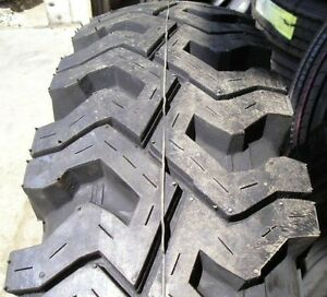 4 Tires 8 25 20 Tires Traker Plus 10pr Truck Tire 8 25 20 Mud