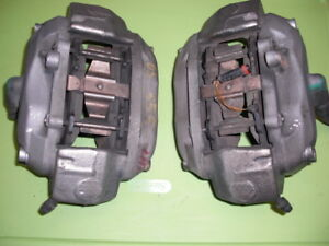 Mercedes Benz W220 S430 S500 S55 Amg Left Right Front Brembo Brake Calipers