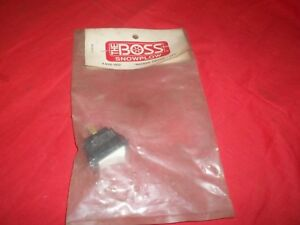V17 Oem The Boss Snowplow Lift Switch Hyd 1622