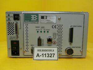 Brooks Automation 129973 Robot Controller Series 8 Used Working