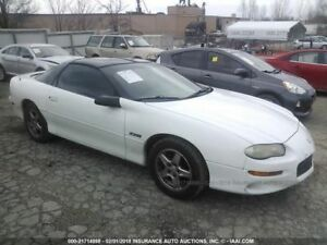 Steering Gear rack Power Rack And Pinion Opt F41 Fits 98 02 Camaro 325835