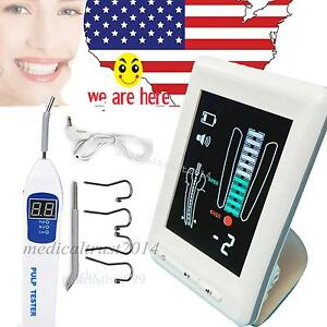 4 5 screen Dental Apex Locator Root Canal Finder Pulp Tester Testing Teeth Nerve