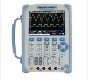 1pc Dso8060 5 in 1 60mhz Hantek Handheld Oscilloscope Multimeter