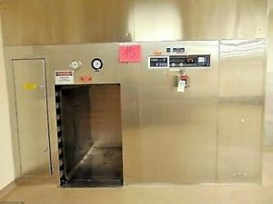 Getinge Pacs 50 Mod 54273 01 01 Autoclave With Pass Through Doors