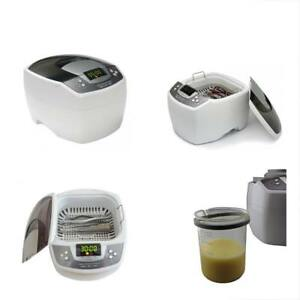Isonic Commercial Ultrasonic Cleaner Heated Plastic Basket Dental Labs Heater