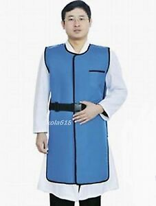Sanyi Flexible X ray Protection Protective Lead Vest Faa05 0 5mmpb Large Blue Kl