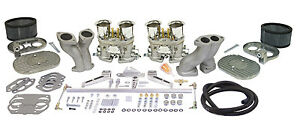 Premium Ultra Dual 44 Hpmx Carburetor Kit By Empi Dunebuggy Vw