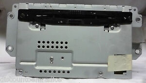 2010 2011 Ford Fusion Milan Radio 6 Cd Changer Mp3 Be5t 18d821 Aa Bulk 46