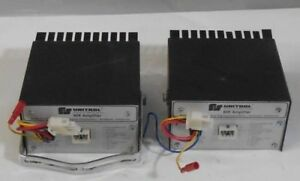 Federal Signal Unitrol 80k Amplifier s19