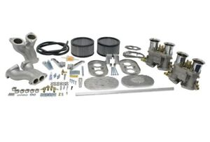 Premium Dual 40mm D series Carb Kit Deluxe Kit Dunebuggy Vw