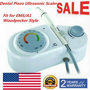Us Woodpecker Dental Piezo Ultrasonic Scaler Dte D1 Handpiece Satelec Cavitron