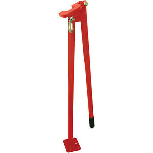 American Power Pull 14600 Post Puller With Long Handle Red 36