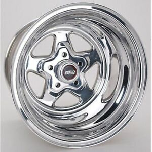 Weld Racing 96 512208 Prostar Wheel Rim 15x12 5x4 50 Bp 4 50 Bs