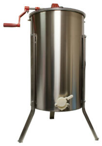 Harvest Lane Honey Honeye 102 2 frame Metal Honey Extractor With Honey Gate