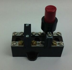 Cutler Hammer Ac Thermal Overload Relay 10176h152 600vac Max