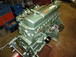 1959 1967 Austin Healey 100 6 3000 Rebuilt Engine With Performance Cam
