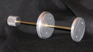Dillon Powder Measure weight
