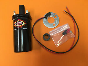 Allis Chalmers G B C Wd Wd45 Hot Coil Electronic Ignition Conversion Kit Ed4c