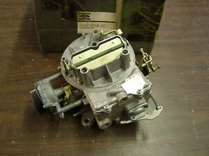 Nos 1964 72 Ford Autolite 2100 Carburetor 289 302 390 Galaxie Mustang Fairlane