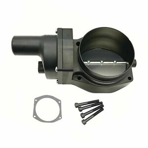 102mm Lsxr Drive By Wire Throttle Body W gasket For 05 15 Chevrolet Ls Engine C6