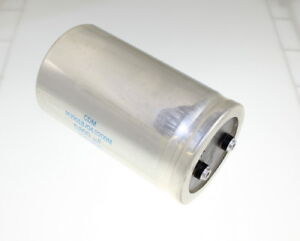 Cde 6800uf 100v Aluminum Electrolytic Large Can Capacitor M39018 04 2209m